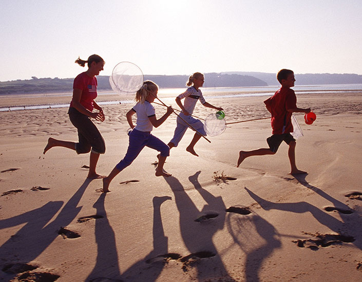 family friendly holidays in cornwall