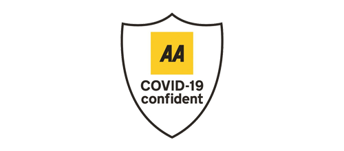 Visit England Good to Go and AA Covid Confident
