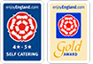 our cottages have been awarded various awards